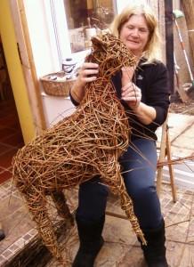 animal weaving