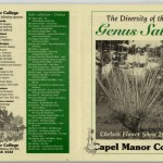 Capel Manor Leaflet 1